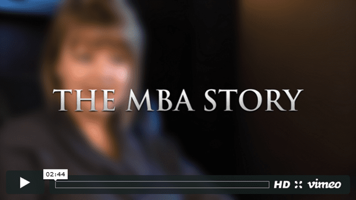 The MBA Medical Story
