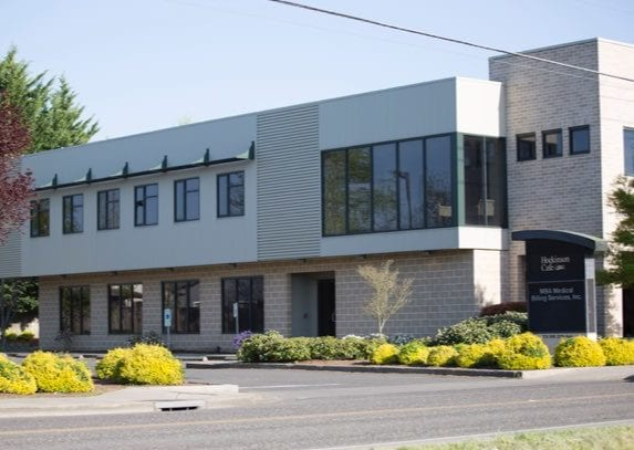 MBA Medical Office Building in Vancouver WA
